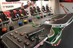 Honda BTCC Race System