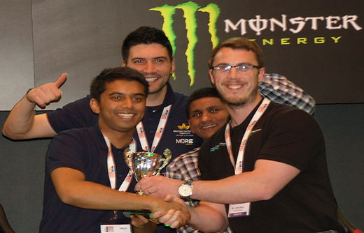 Monster Team trophy giving, Event Attraction / Activity to Hire