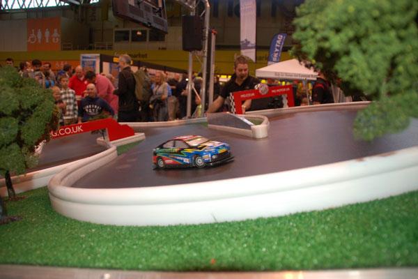 MG6 BTCC Sprint