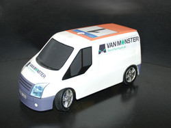 Northgate Racing Transit Van