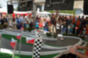 Outdoor Hill Track Event Attraction For Hire