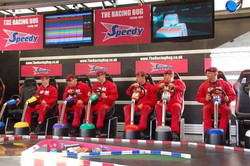 The Red Devils Speedy Racing