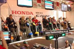New Honda Civic Launch