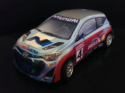 The Racing Bug Hyundai i20