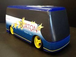 Burtons Racing Coach