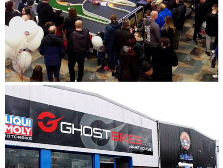 GhostBikes - Showroom Launch