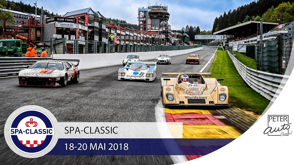 Spa Classic, Radio Controlled Classic Car System