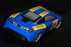Dunlop McLaren rear