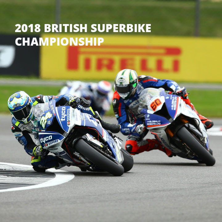 Superbikes at Silverstone Event Hire