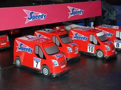 Speedy Van Fleet