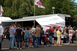 The Racing Bug Audi Celebration