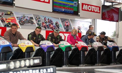 Radio Control Motorbikes, riding experience