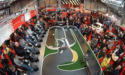 Scalextric and Slot Car Racing