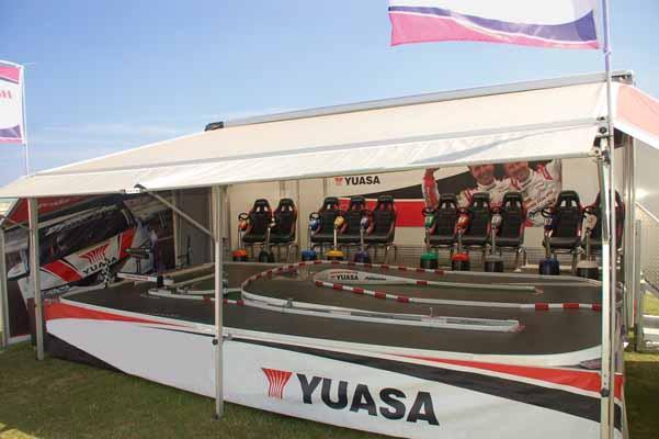 Yuasa Truck System
