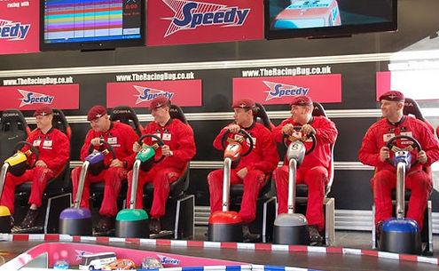 Red Devils Speedy Racing, Motorsport Simulator, Realistic Driving Experience