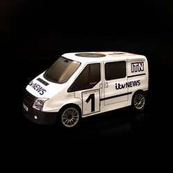 ITN News Van