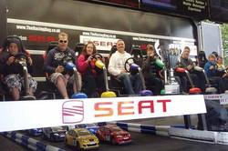 Seat Ready Drivers