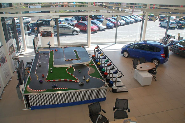 Dealership Launch