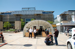 EDF Event shelter System