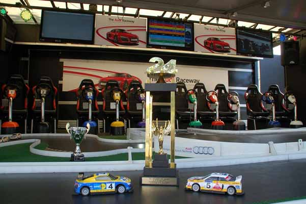 Audi 24Hr Racing Trophy