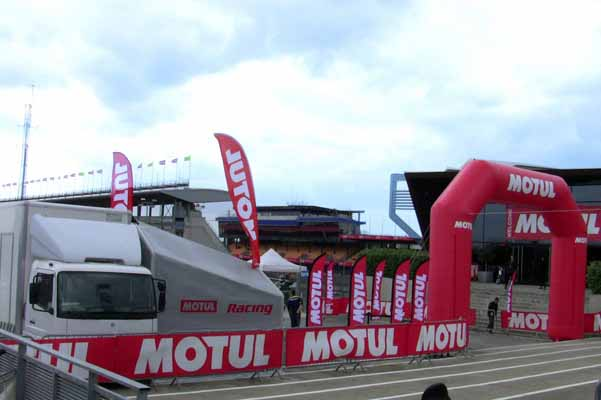 Motul at Le Mans