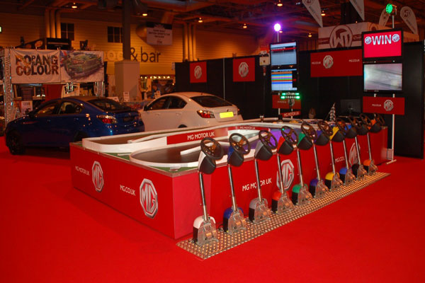MG Autosport 2013