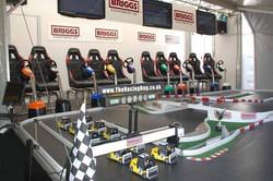 The Racing Bug Briggs Fork Lift Racing
