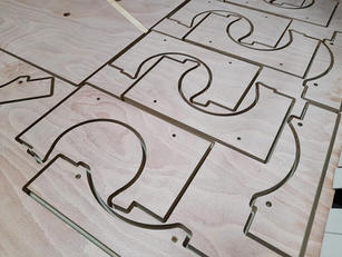 Wood Profile Cutting