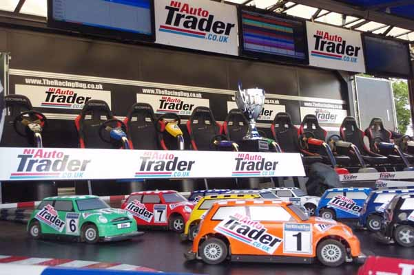AutoTrader Race System