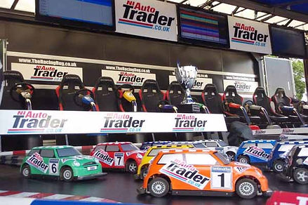 Auto Trader Branded Cars at Events An Experiential Marketing Platform