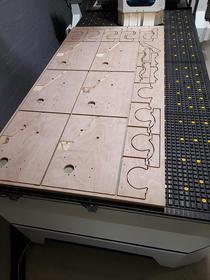 CNC Profile Cutting