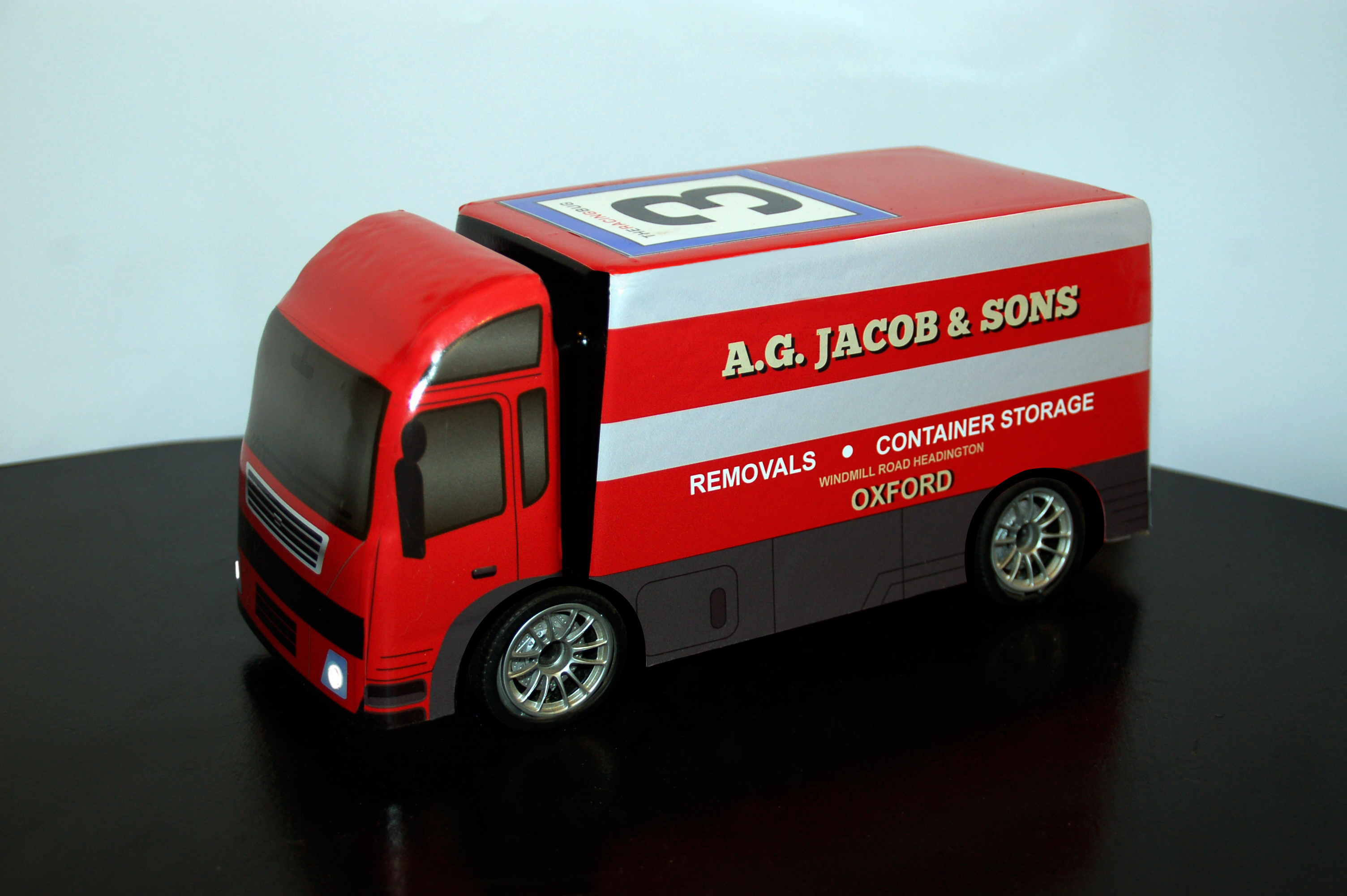 A.G. Jacob & Sons Truck