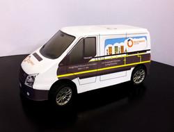 Wales & West Utilities Van