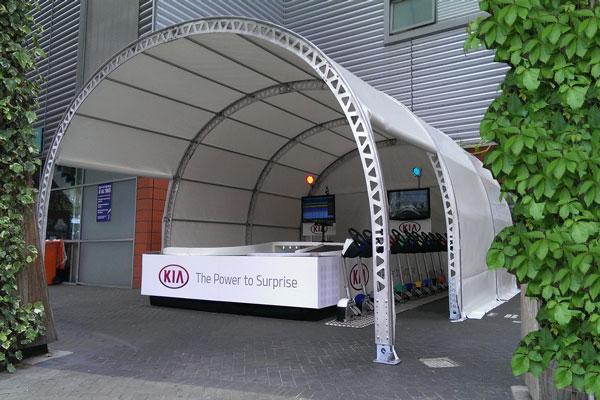 Event Shelter System