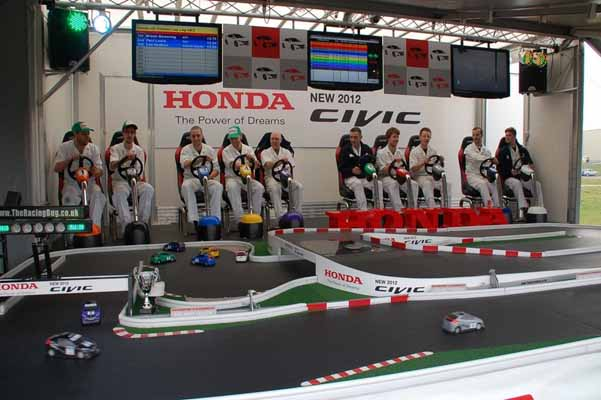 Teambuilding Training via Motorsport