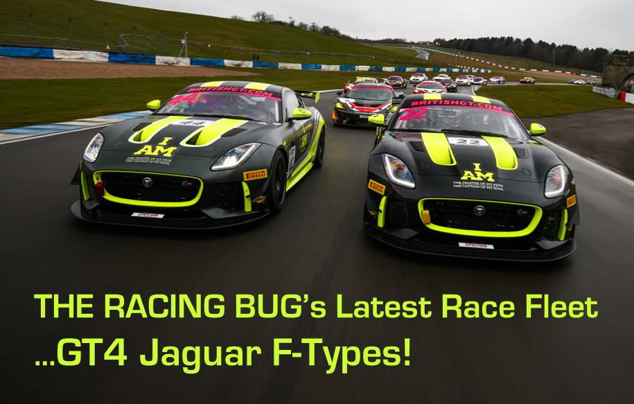 Invictus Games Racing Event car fleet