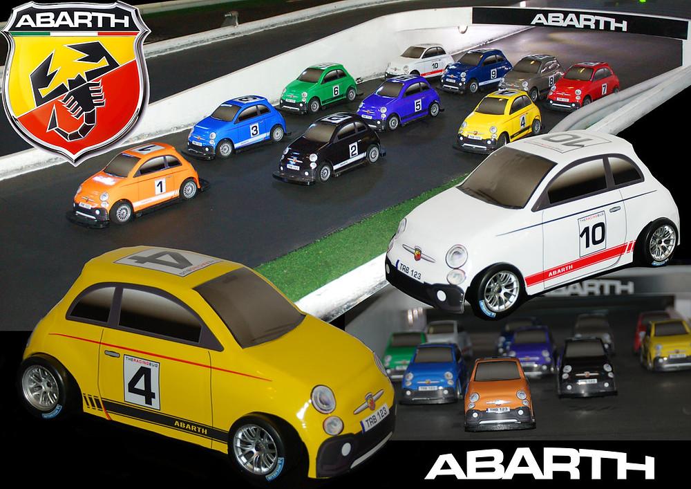 Arbath Radio Controllled Cars Scalextric Track