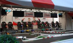 Honda Touring Car System
