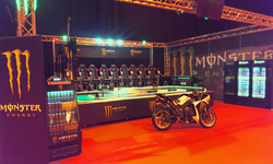 Monster Exhibition Stand