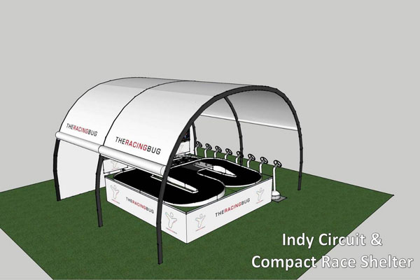 Indy Circuit and Race Shelter