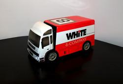 White & Company Truck