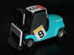 The Racing Bug Mitsubishi