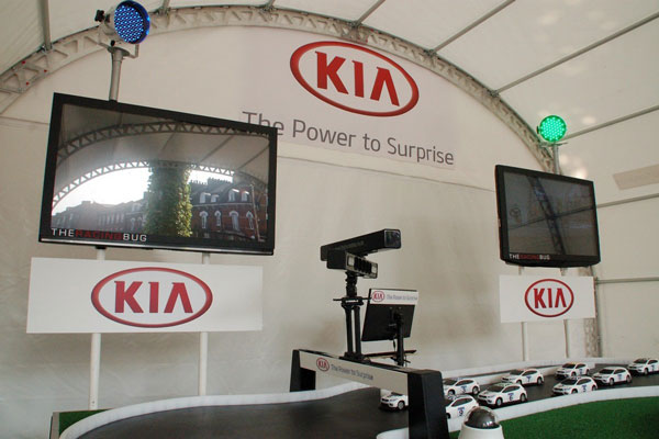 Event Shelter Kia Branded