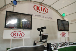 Event Shelter Kia Branded