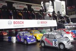 Bosch Branded Truck Racing Minis