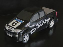 The Racing Bug Isuzu D-Max Blade