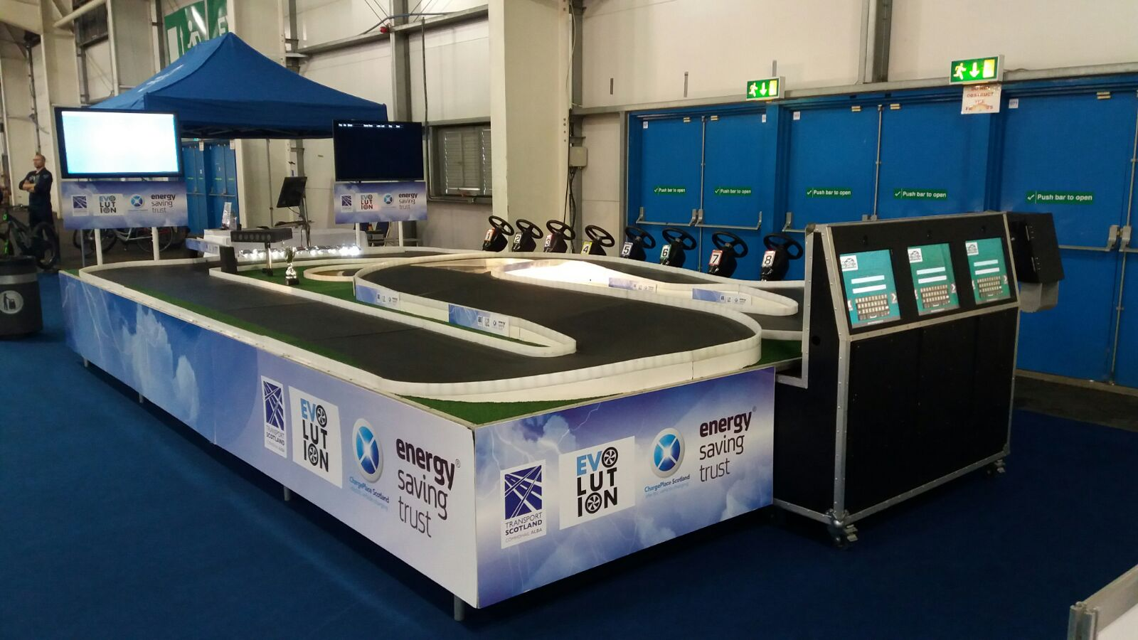 Greenfleet Scotland - Indoor System