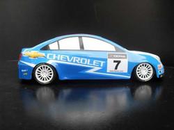 Chevrolet Cruze WTCC (Side)