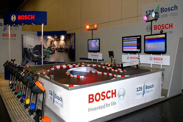 Bosch-Exhibition-Stand