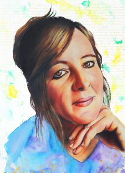 portrait illustration femmes art